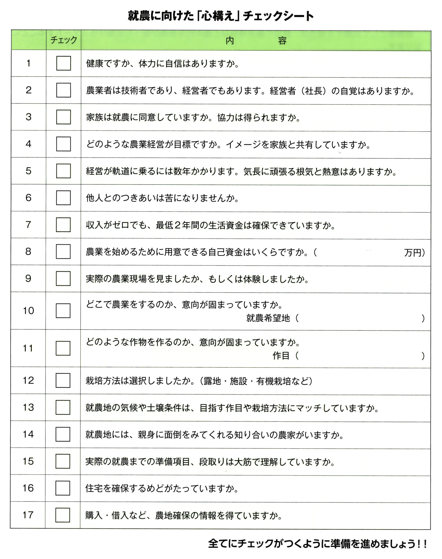 19SyuunouCheck sheet9